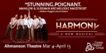 Special Discount ticket's for new Barry Manilow Musical HARMONY...