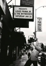 Louis Prima Jr. and the Witnesses at the Viper Room January 10th!