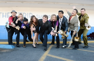 "Louis Prima Jr. and The Witnesses single debut from BLOW album   ""Go Lets Go"""