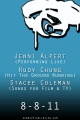 JENNI ALPERT (LIVE) + RUDY CHUNG (HTGR) + STACEE COLEMAN (SONGS FOR FILM TV)