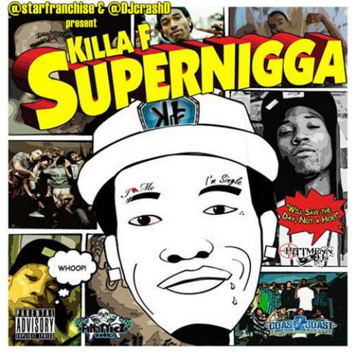 Killa F The Super Nigga interview on Hunnypot Radio