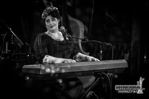 An Interview with Davina and the Vagabonds - Davina Sowers (03.11.17)