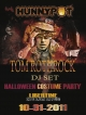 HALLOWEEN COSTUME PARTY W/ TOM ROTHROCK (DJ SET) + GZUS PIECE (LIVE)