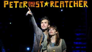 Peter and the Starcatcher at The Ahmanson Theatre