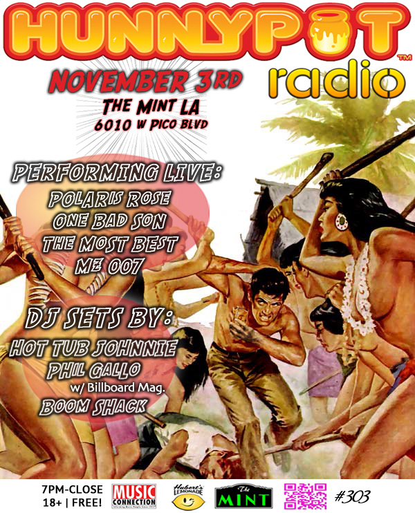 PHIL GALLO (BILLBOARD GUEST DJ SET) + THE MOST BEST + POLARIS ROSE + MZ 007 + ONE BAD SON