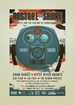 RESTORE THE SHORE: A Benefit for the Victims of Hurricane Sand | Palm Springs | Sunday, January 13th