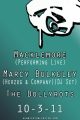 MACKLEMORE & RYAN LEWIS (LIVE) + MARCY BULKELEY (DJ SET) + THE DOLLYROTS
