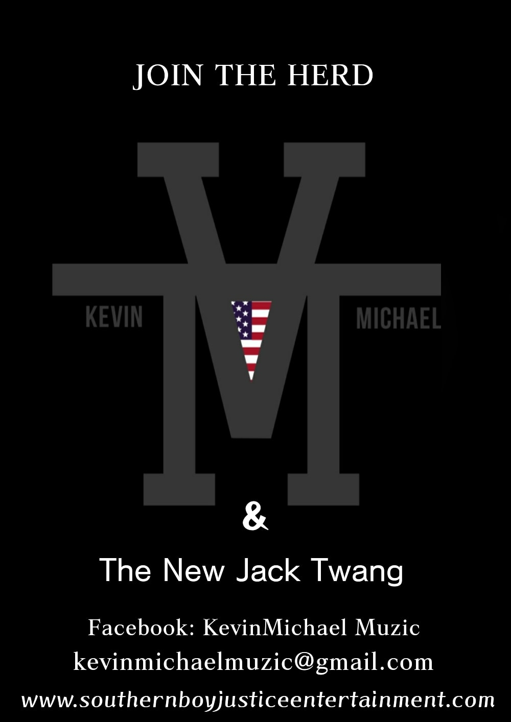 Kevin Michael and the New Jack Twang