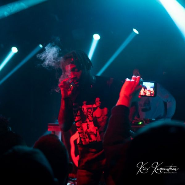 CONCERT REVIEW:  DIZZY WRIGHT AND RITTZ  @ 1720, LOS ANGELES, 12/15