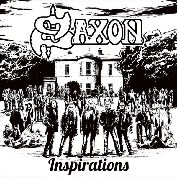 ALBUM REVIEW - SAXON, INSPIRATIONS