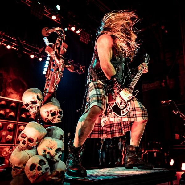 CONCERT REVIEW:  BLACK LABEL SOCIETY WITH OBITUARY AND LORD DYING @ THE RMA, RIVERSIDE, 2/28