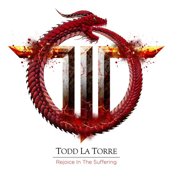 ALBUM REVIEW - TODD LA TORRE, REJOICE IN THE SUFFERING
