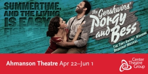 Special Discount tickets to The Gershwins' Porgy and Bess at Ahmanson Theatre