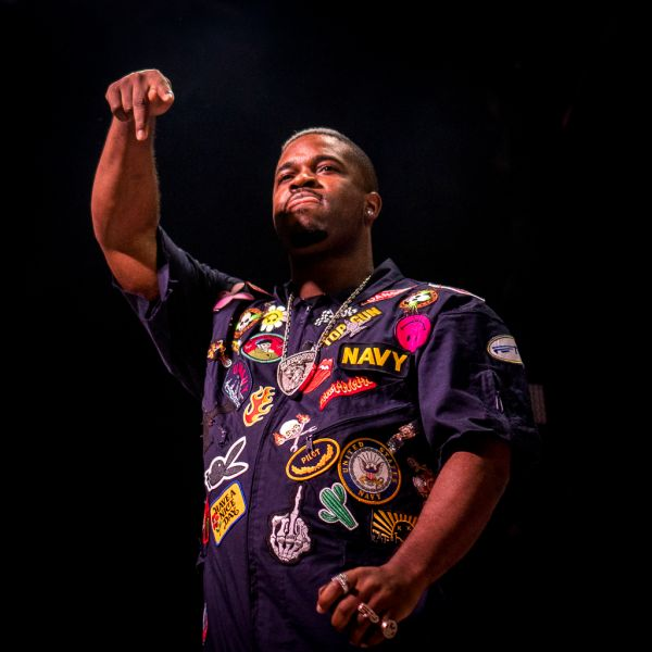 CONCERT REVIEW:  A$AP FERG @ HOUSE OF BLUES, ANAHEIM, 11/30