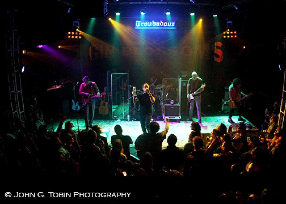 CONCERT REVIEW: GIN BLOSSOMS @ TROUBADOUR, WEST HOLLYWOOD, CA (9.17.2018)