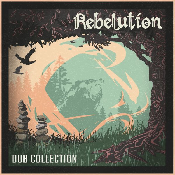 ALBUM REVIEW - REBELUTION,  THE DUB COLLECTION