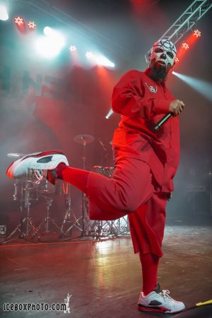 Concert Review & Photos - Tech N9ne
