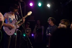 CONCERT REVIEW - FRANKIE COSMOS AT THE STARLINE SOCIAL CLUB