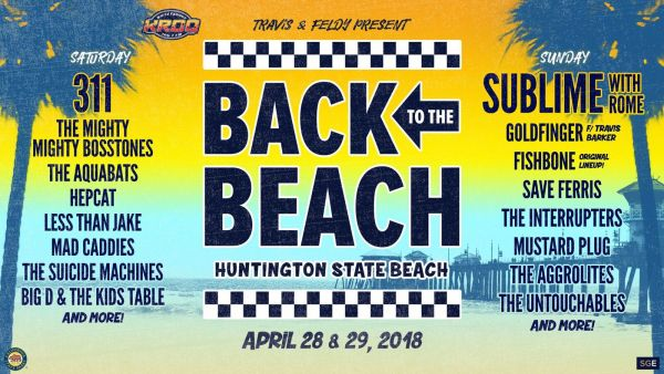 FESTIVAL PREVIEW:  BACK TO THE BEACH