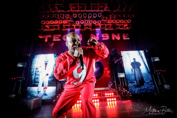 HUNNYPOT Interview with TECH N9NE