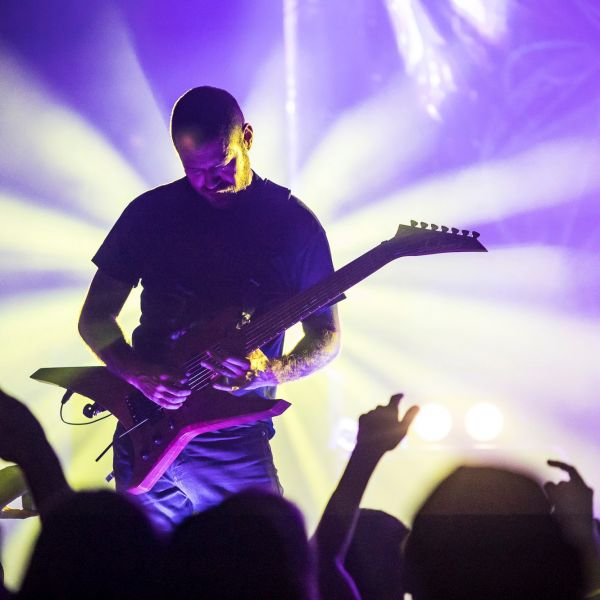 CONCERT REVIEW:  REVOCATION AND VOIVOD @ HAWTHORNE THEATRE, PORTLAND,  9/24