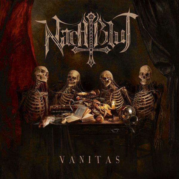 ALBUM REVIEW - NACHTBLUT, VANITAS