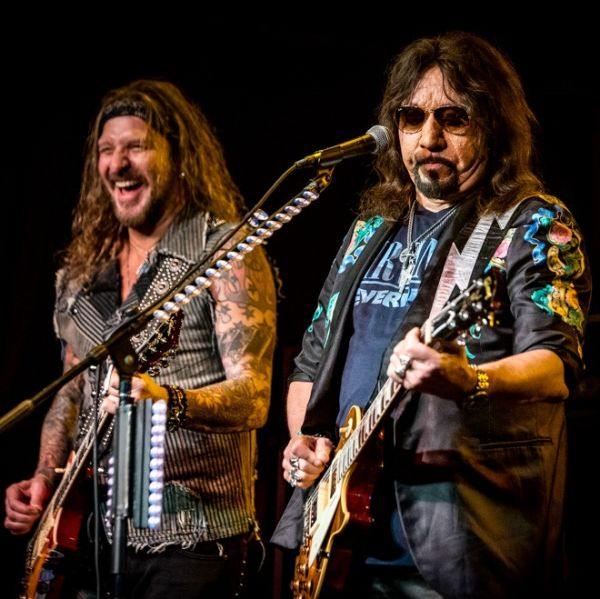 CONCERT REVIEW:  ACE  FREHLEY @ THE CANYON, AGOURA HILLS, 11/16