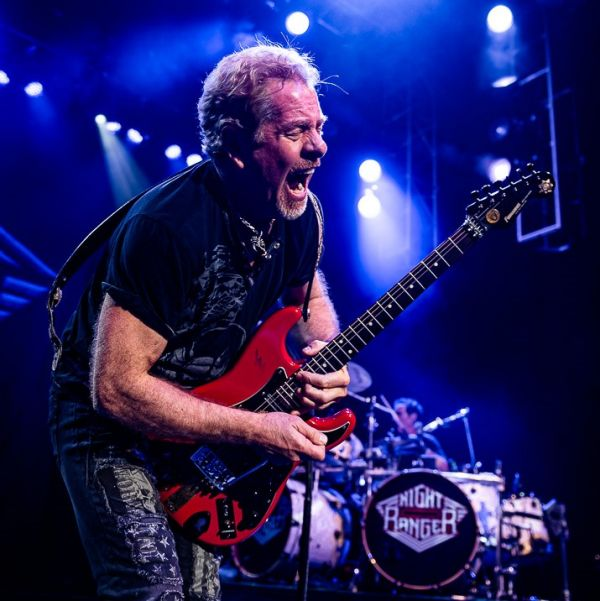 CONCERT REVIEW:  NIGHT RANGER @ THE CITY NATIONAL GROVE, ANAHEIM, 2/1