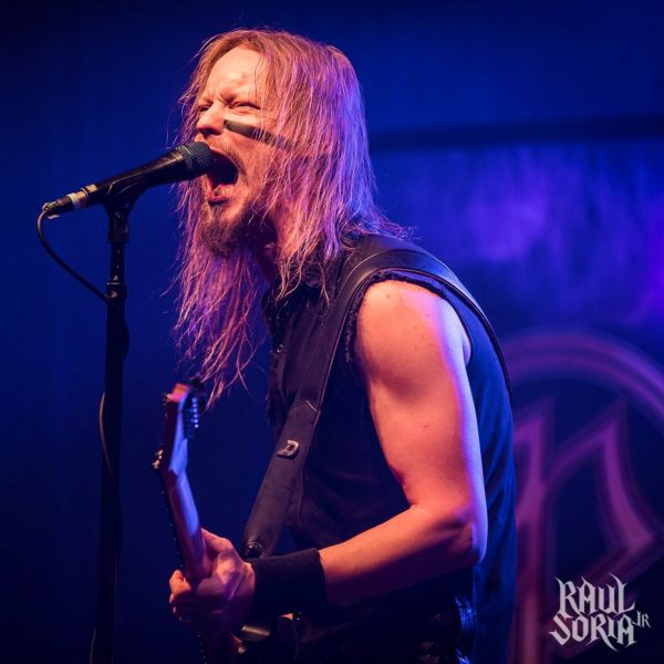 CONCERT REVIEW:  ENSIFERUM WITH KALMAH, ABIGAIL WINTERS, AND AENIMUS @ BOSSANOVA BALLROOM, PORTLAND, 11/26