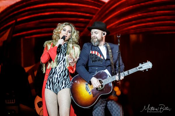 CONCERT REVIEW:  SUGARLAND @ THE HONDA CENTER, ANAHEIM, CA (05.01.18)