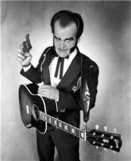 Unknown Hinson Live from the Hunnypot Radio Show!
