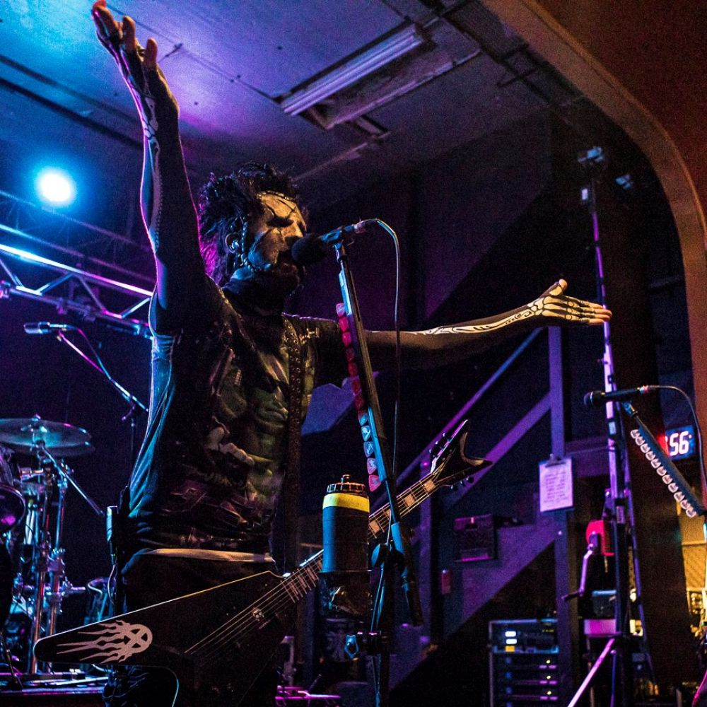 CONCERT REVIEW:  STATIC-X WITH WEDNESDAY 13,  DAVEY SUICIDE AND SOCIETY 1 @ HAWTHORNE THEATRE, PORTLAND, 12/13