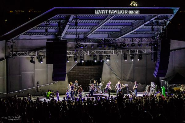 OPENING DAY @ LEVITT PAVILION, DENVER, CO (06.01.2018)