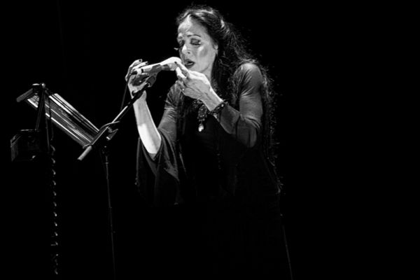 CONCERT REVIEW:  DIAMANDA GALAS @ THE PALACE THEATER, LOS ANGELES, CA (04.26.18)