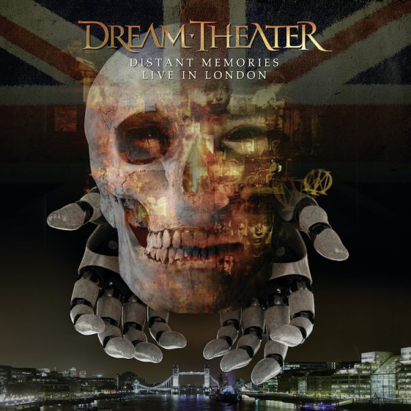 ALBUM REVIEW- DREAM THEATER, DISTANT MEMORIES - LIVE IN LONDON