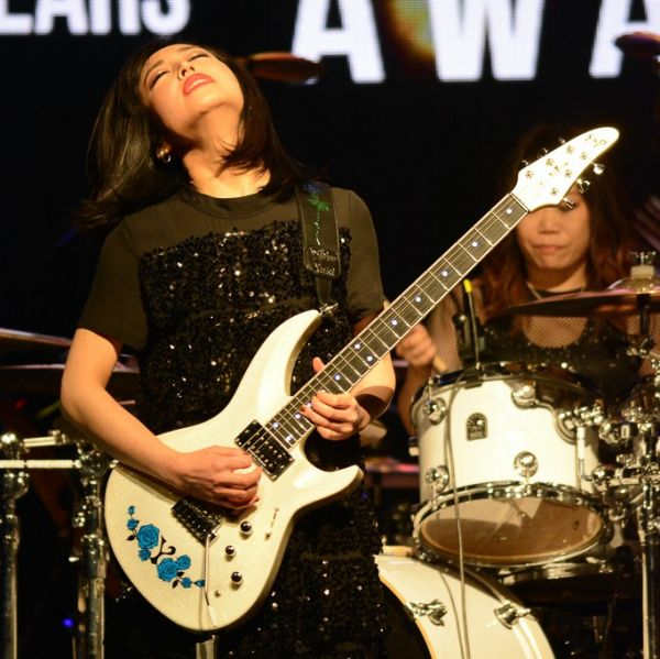 EVENT REVIEW:  SHE ROCKS AWARDS  @ THE HOUSE OF BLUES, ANAHEIM, 1/17