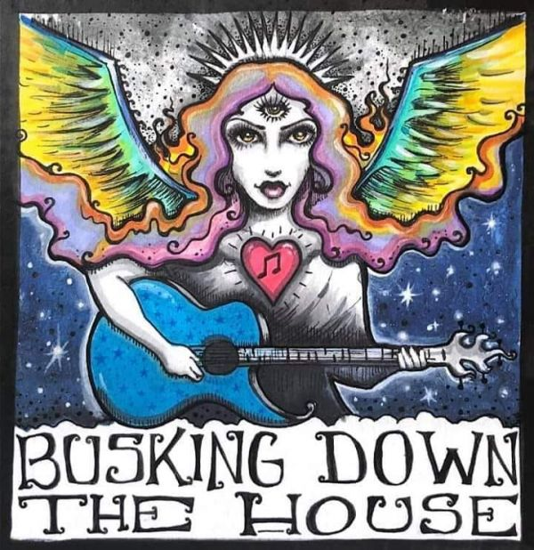 VIRTUAL SPOTLIGHT:  BUSKING DOWN THE HOUSE