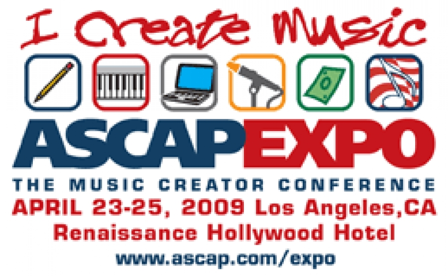 "2009 ASCAP ""I Create Music"" Expo, featuring ""Music Placement Reality Check: The Truth Behind Getting your Music Heard"" Panel with John Anderson"