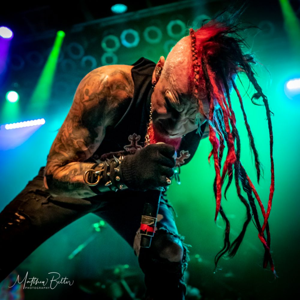 CONCERT REVIEW:  HELLYEAH! AND NONPOINT WITH DEEPFALL @ HOUSE OF BLUES, SAN DIEGO, 12/17