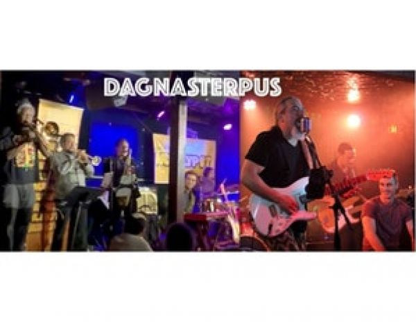 Dagnasterpus & Hot Tub Johnnie at The Mint Friday 1/18!