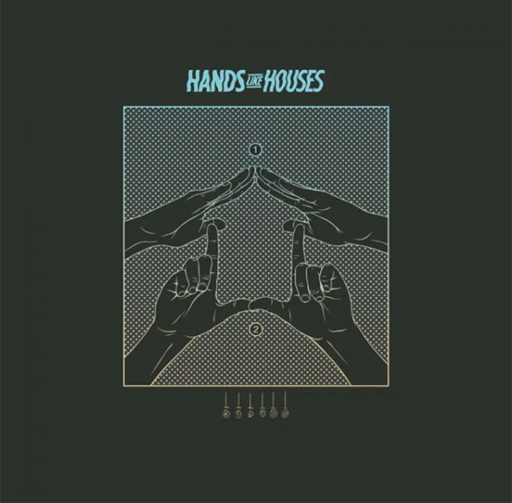 ALBUM REVIEW - HANDS LIKE HOUSES, SELF-TITLED EP