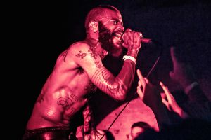 CONCERT REVIEW: DEATH GRIPS AT THE WARFIELD