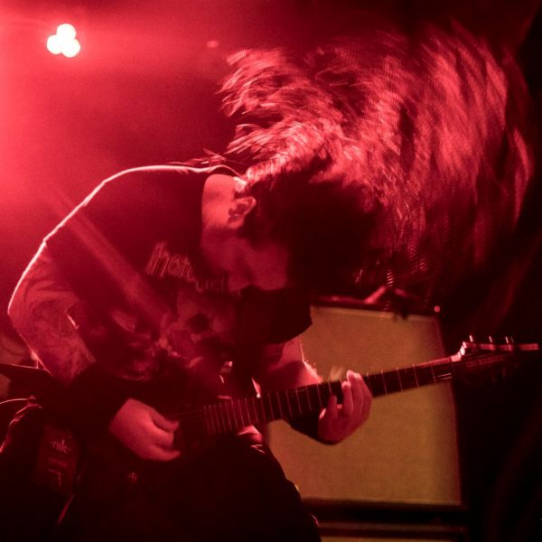 CONCERT REVIEW:  NILE AND TERRORIZER @ HAWTHORNE THEATRE, PORTLAND, 11/22