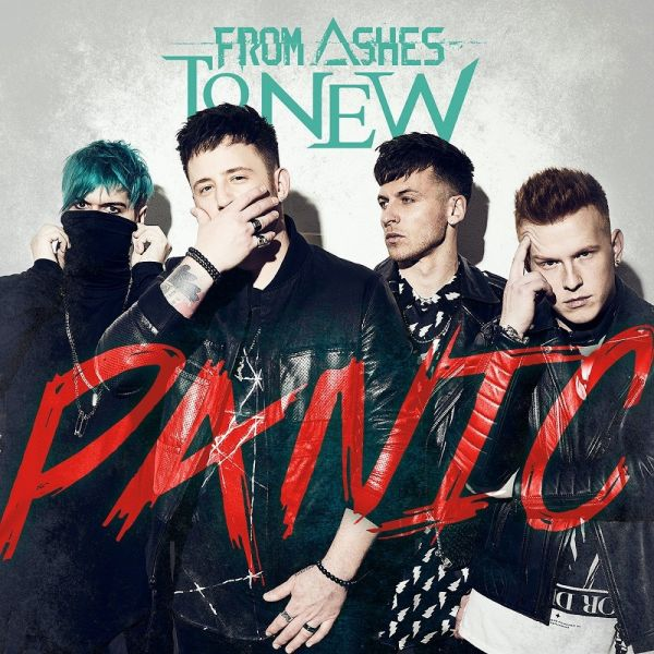 ALBUM REVIEW - FROM ASHES TO NEW, PANIC